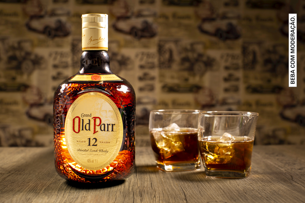 Whiskhy Old Parr